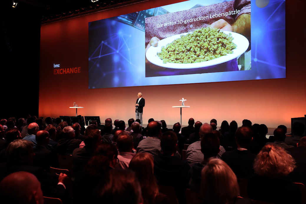 Vortrag über Digitalisierung