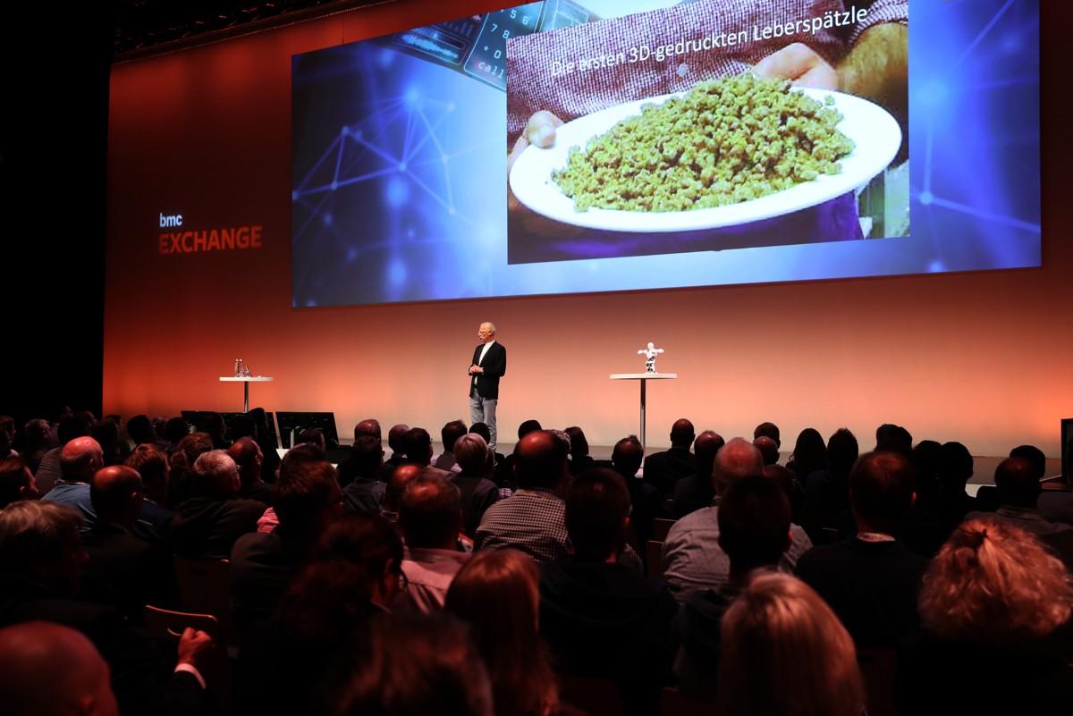 Top Vortrag Digitalisierung und Keynote