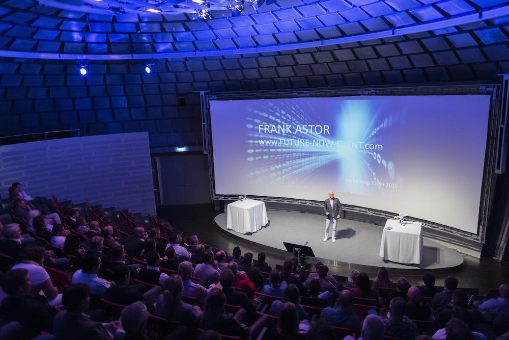 Keynotespeaker Zukunftstrends und Vortrag Zukunft