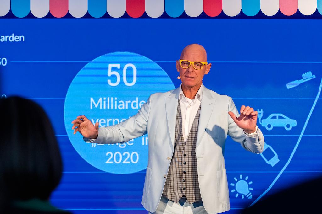 Redner Digitalisierung - Frank Astor ist der Richtige!