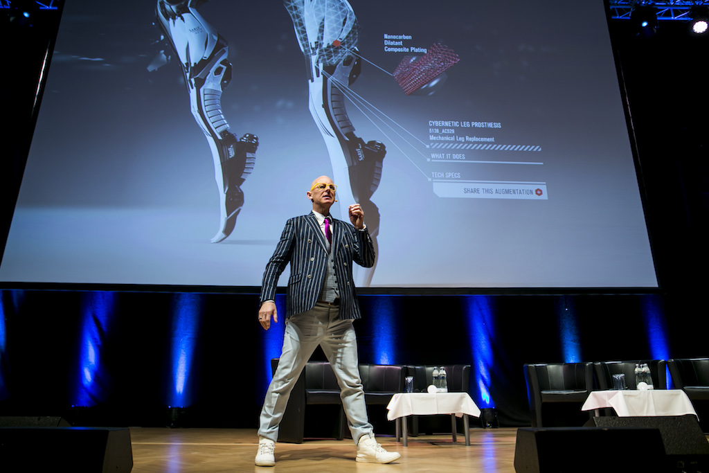 Keynotespeaker Digitalisierung Die Keynoteshow zu digitalen Trends, Redner & Vortrag Digitalisierung Kopie