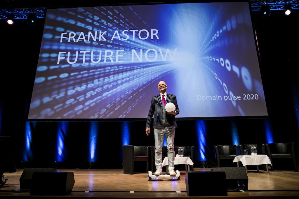 Frank Astor als Referenten und Redner finden und buchen
